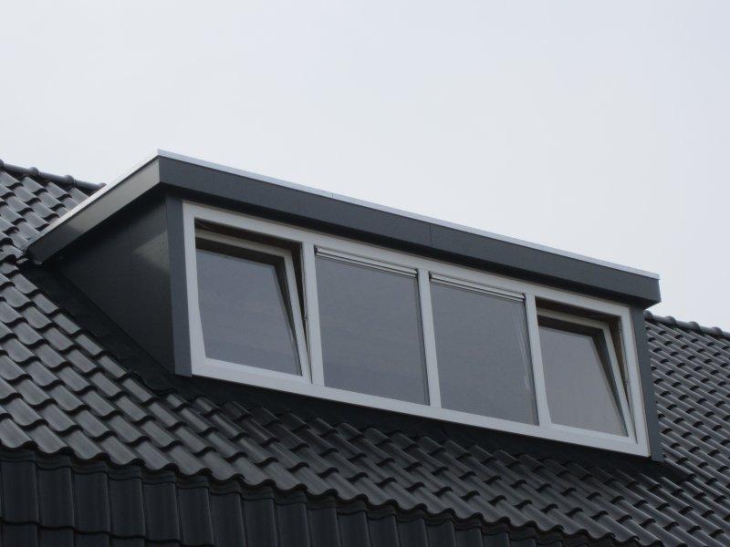 wbb-dakkapellen - kunststof dakkapel van HPL
