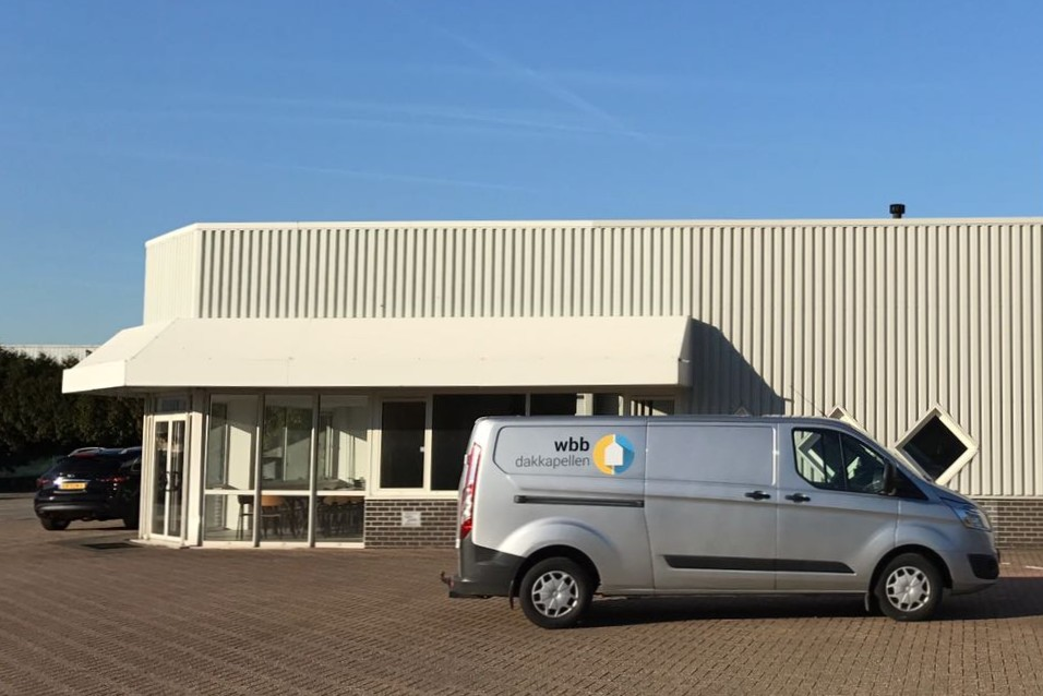 wbb dakkapellen - contact - ons hoofdkantoor in Gendt
