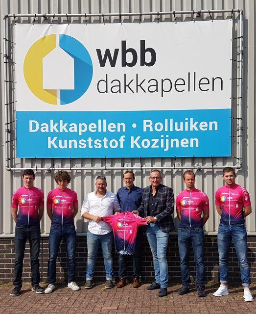 wbb-dakkapellen - Sponsor van marathonschaatsploeg BraGeld