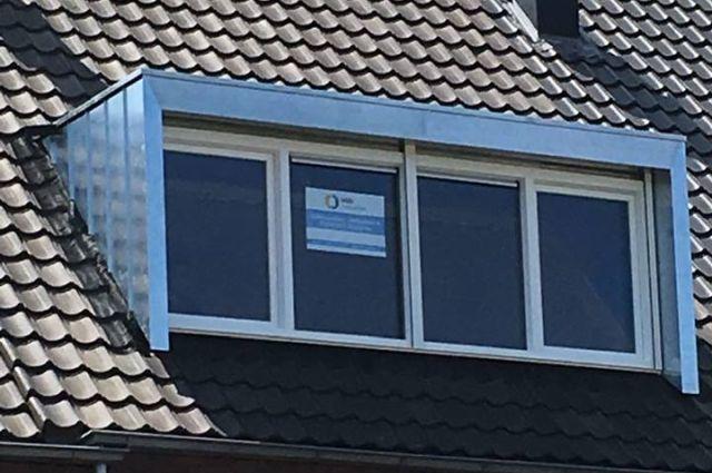 wbb-dakkapellen - Zinken dakkapel 2018 met vast en kiep-tuimelramen
