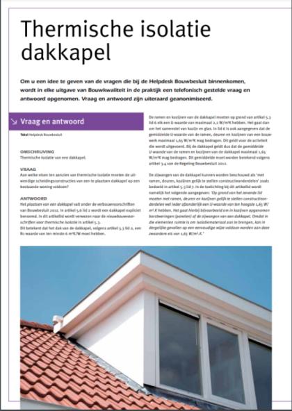 wbb-dakkapellen - Rc-waarde-dakkapel-FAQ-Bouwbesluit